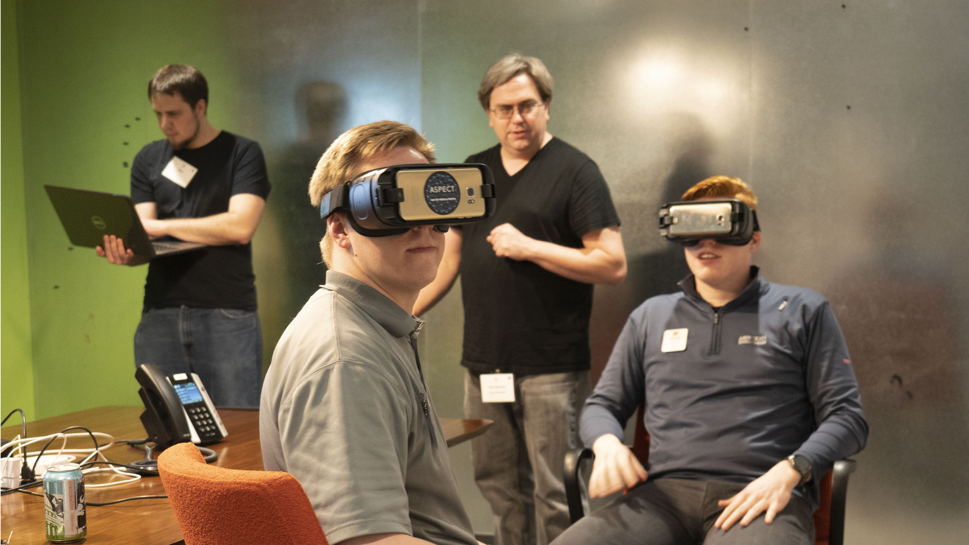 Aspect Multimedia XR - A Night of Experiential Business VR